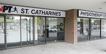 St. Catharines Physiotherapy Office